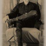 Lithprint Autoportrait Frizz