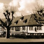 Lithprint Un village allemande